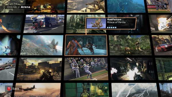 The OnLive Real-Time Gaming Wall of Awesomeness