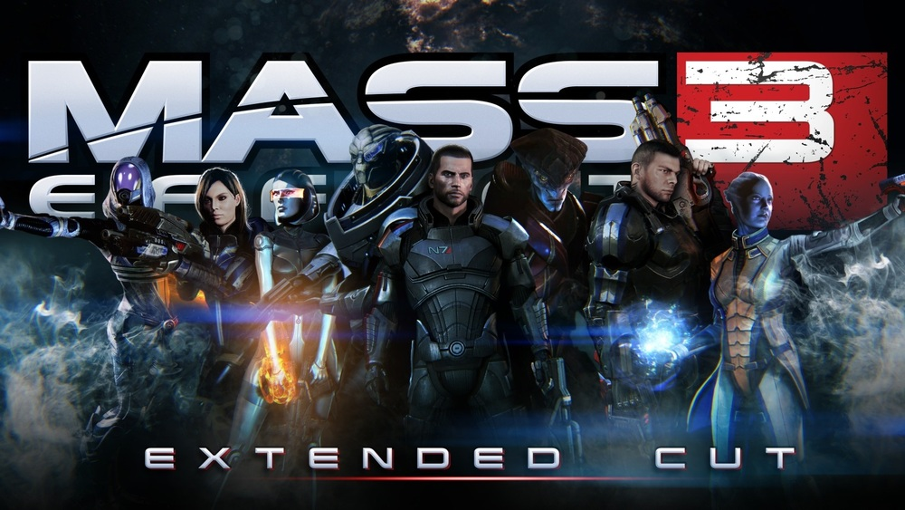 Mass Effect 3 LITERALLY broke my heart.